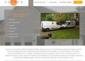 Aztech website by EJC Websites
