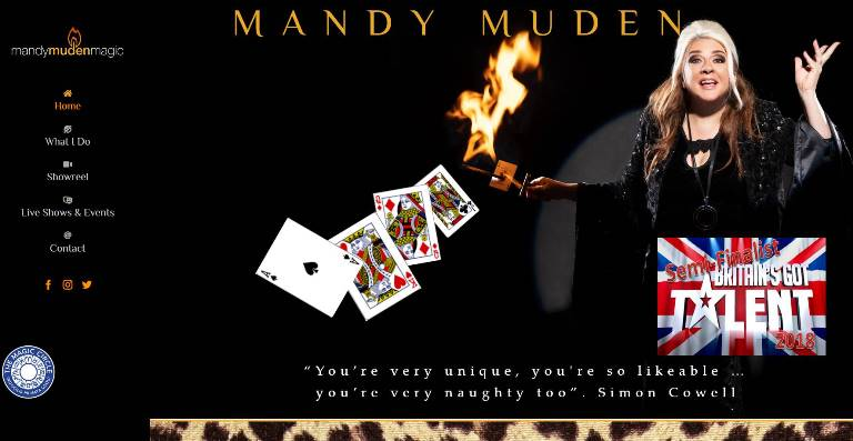 www.MandyMudenMagic.com